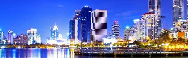 Städtetrip Bangkok