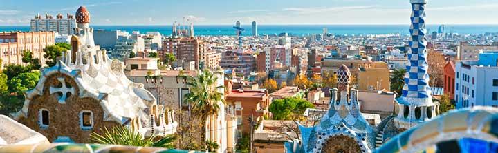 Barcelona Städtreise in H10 Hotels