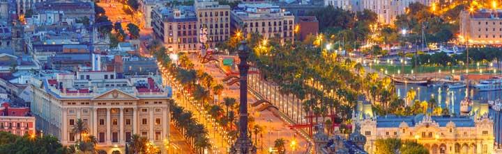 Städteurlaub in Barcelona