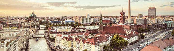 Städtetrips in Deutschland
