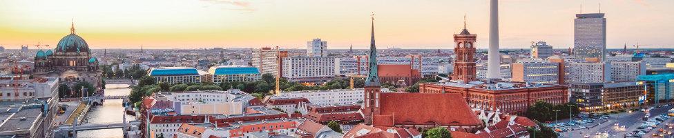Hotels in Berlin für Ihren nächsten City Trip