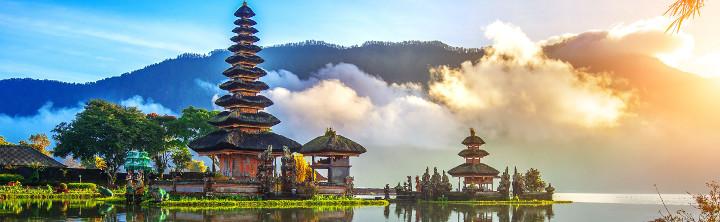 Urlaubsziele in Indonesien