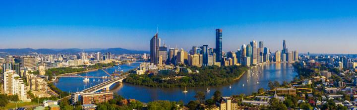 Brisbane Urlaub