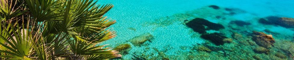 Die Balearen Inseln im Mittelmeer
