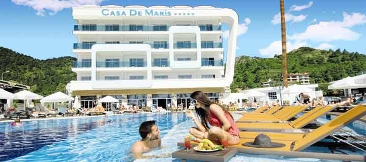 Casa De Maris Ägäis Urlaub