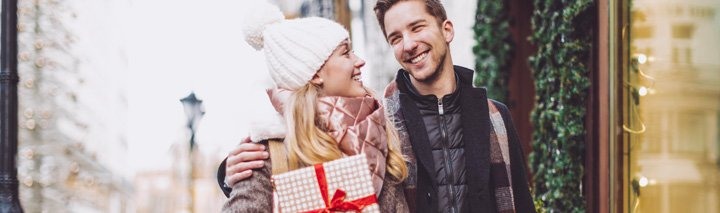 Ohne lange Anreise: Weihnachtsshopping in deutschen Städten