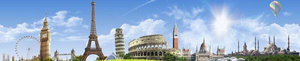Top 20 Städtereisen