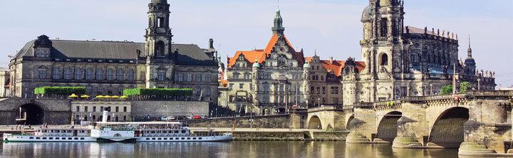 Holiday Inn in Dresden