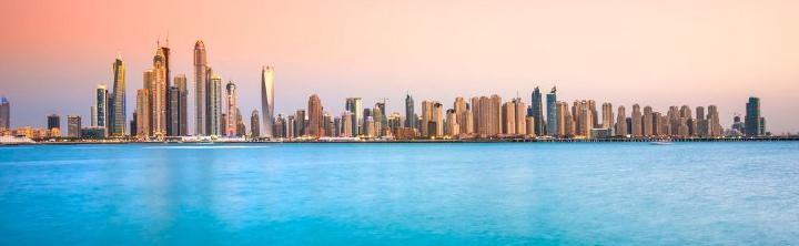 Last Minute Luxus-Urlaub in Dubai