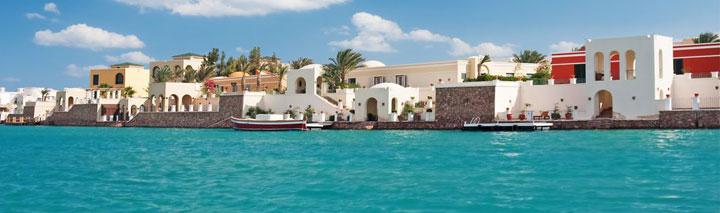 Unsere Tipps für Luxushotels in Ägypten