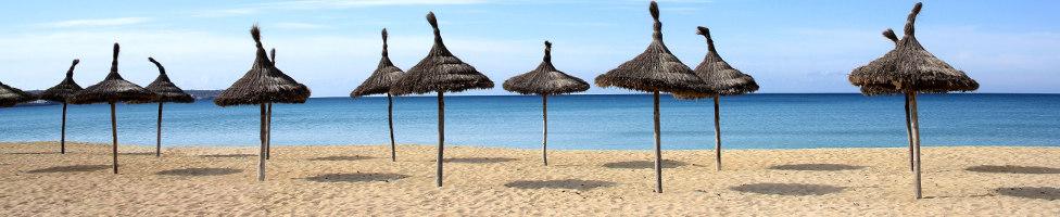Strand Playa de Palma