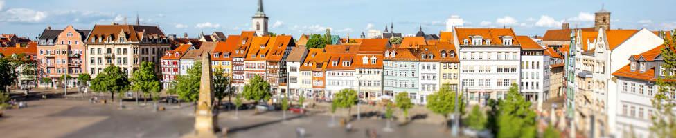 Die 15 Besten Hotels In Erfurt Gunstig Buchen 5vorflug De