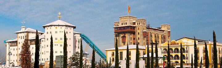 Hotels im Europa-Park