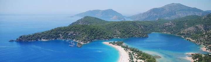 Türkei Topangebote für Antalya, Izmir & Alanya
