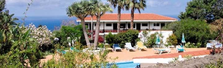 Finca-Urlaub auf La Palma