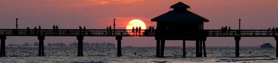 Urlaub an der Westküste Floridas