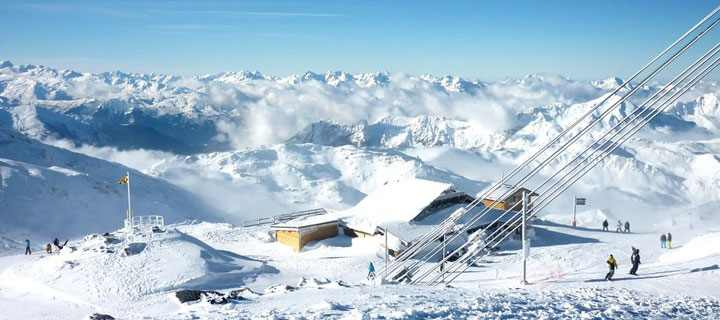 Urlaub Ski Frankreich