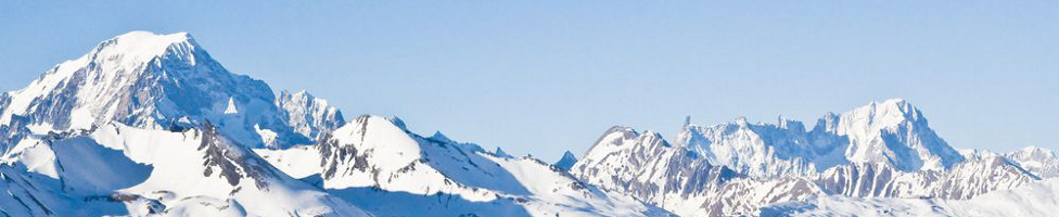 Hotel an der Rhone und den Französischen Alpen