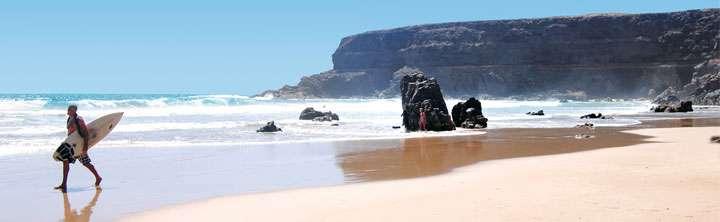 Sommerurlaub auf Fuerteventura