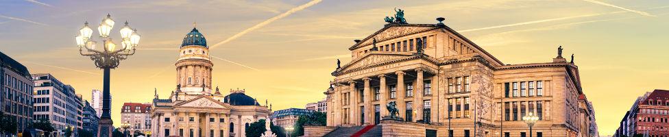 Städtereise in Deutschland online buchen