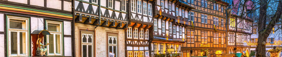 Mittelaterliche Kaiserstadt Goslar