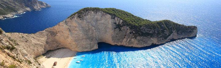 Sommerurlaub Griechische Inseln