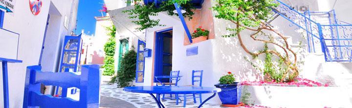 All Inclusive-Urlaub Griechenland