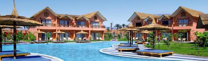Hurghada - Jungle Aqua Park Resort
