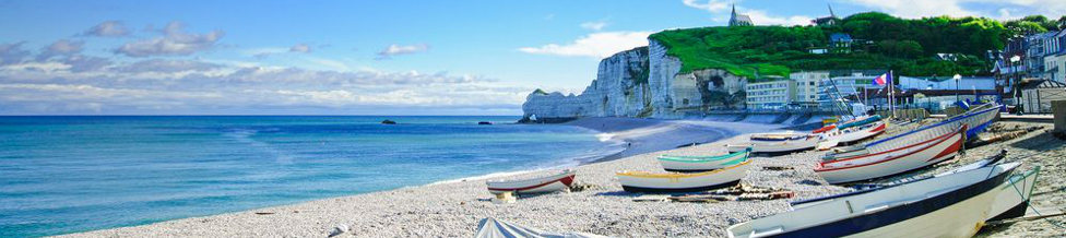Urlaub in der Normandie