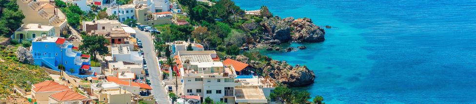 Urlaub auf Lesbos