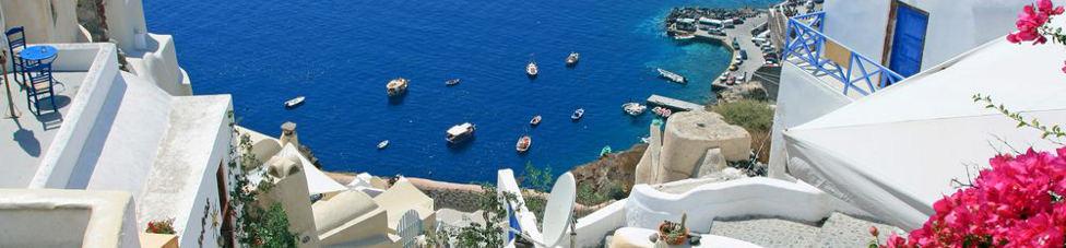 Luxushotels in Griechenland
