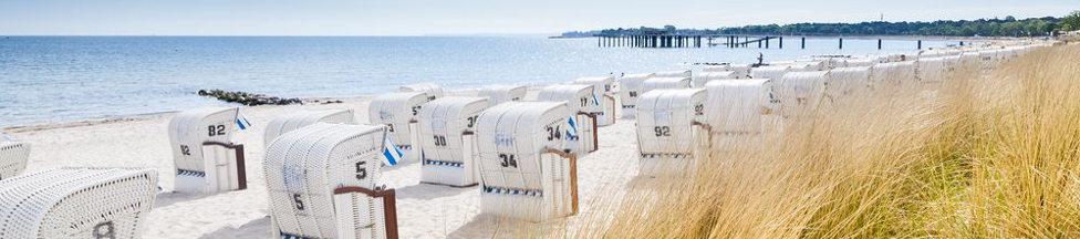 Urlaub in einem Strandhotel auf Usedom