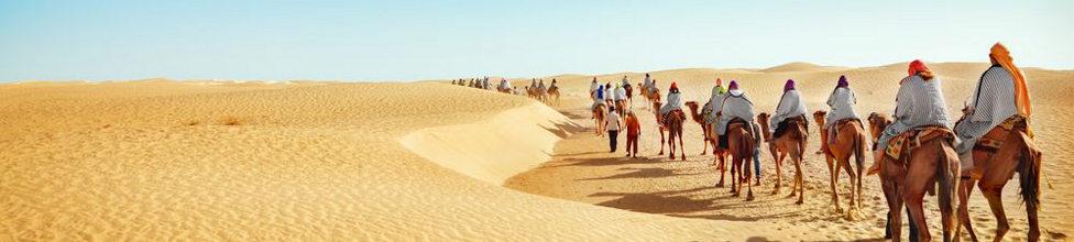 Tunesien Rundreise: Kulturwunder zwischen Mittelmeerküste und Sahara