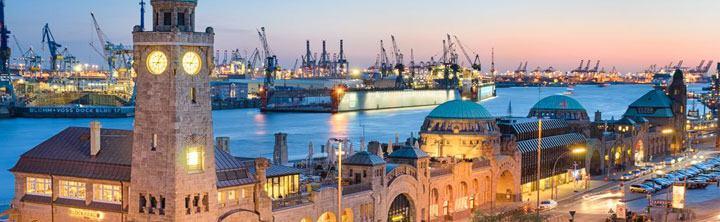 Hamburg Reisen (Flug & Hotel) für jedes Budget!