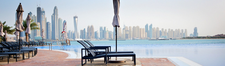 Luxushotels in Dubai