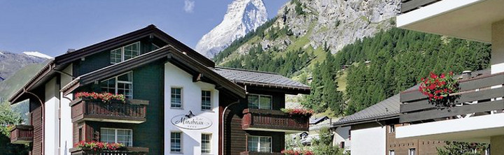 Wellnesshotel in Zermatt