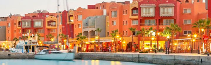 Flüge nach Hurghada