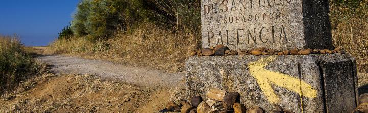 Pilgern durch Spanien - der Jakobsweg