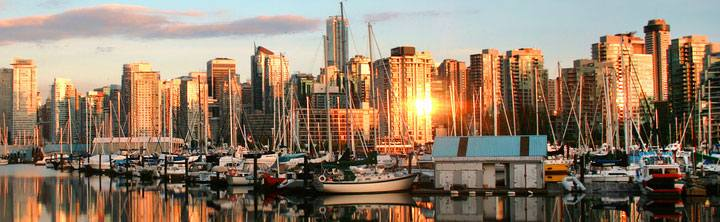 Die beliebtesten Städte in Kanada