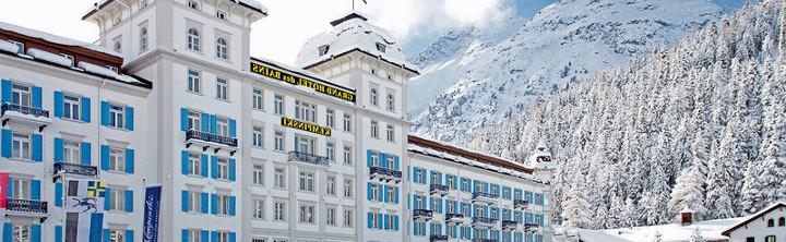 Wellnesshotel in St.Moritz
