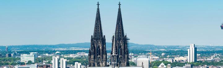 Städtereise Köln