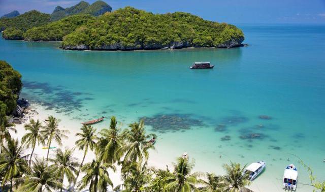 Die beste Reisezeit für Koh Samui erfahren Sie hier bei 5vorflug.de!