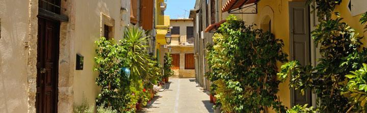 Günstig nach Kreta