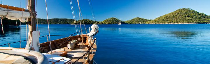 Kroatische Inseln