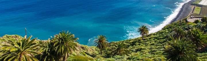 Urlaub auf La Gomera