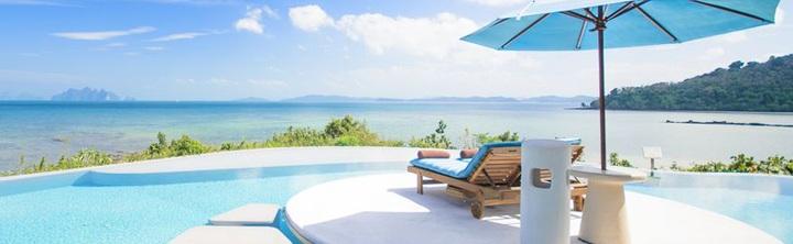 Luxus-Urlaub Griechenland