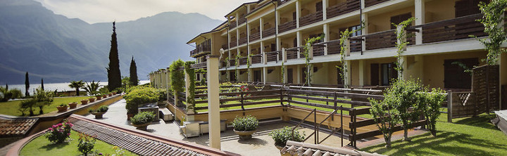 Familienhotel Limone Sul Garda (Lago di Garda), Italien