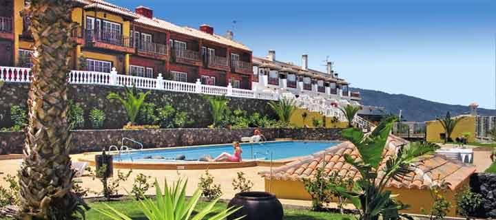 Urlaub La Palma Los Molinos