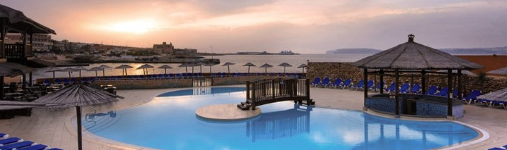 Ramla Bay Resort, Malta