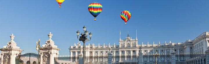 Madrid Urlaub mit Bestpreisgarantie